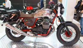 Eurasia Moto cykelexpo Royaltyfri Fotografi