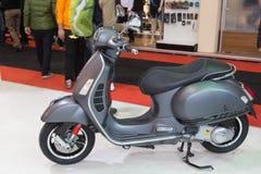 Eurasia Moto cykelexpo Arkivfoton