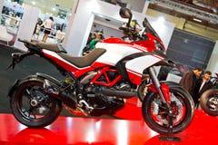 Eurasia Moto Fiets Expo 2013 Stock Foto