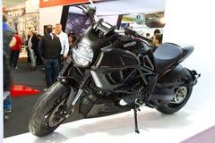 Eurasia Moto Fiets Expo 2013 Stock Afbeeldingen