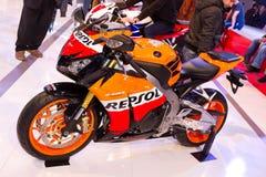 Eurasia Moto Fiets Expo 2013 Stock Afbeelding