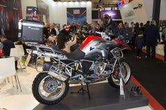 Eurasia Moto roweru expo Zdjęcia Stock