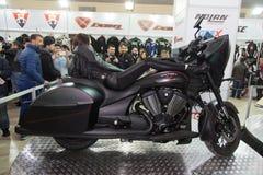 Eurasia Moto roweru expo Obraz Royalty Free