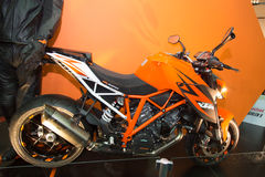 Eurasia Moto roweru expo Obraz Stock