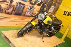 Eurasia Moto roweru expo Obrazy Royalty Free