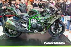 Eurasia Moto roweru expo Obrazy Stock