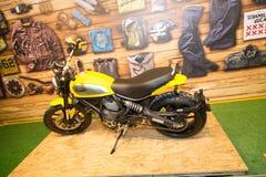 Eurasia Moto roweru expo Fotografia Royalty Free