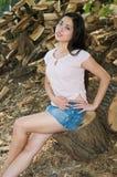 Eurasian Royalty Free Stock Photography