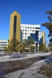 Eurasian University Stock Photo