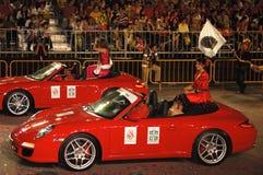 Eurasiana. Chingay Parade 2010 Segment 4: Singapore Samba Royalty Free Stock Image