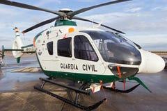 Eurcopter EC-135直升机 免版税库存照片