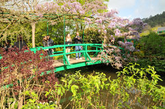 Eure, the Monet house in Giverny in Normandie Royalty Free Stock Photography
