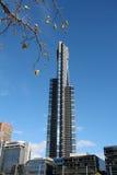 Конец башни Eureka вверх по Southbank Мельбурну Стоковые Фотографии RF
