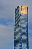 Eureka Tower. Melbourne, Victoria, Australia Stock Images