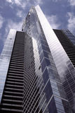 Eureka Tower. Melbourne. Eureka tower in the heart of Melbourne, Victoria, Australia Royalty Free Stock Photo