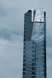 Eureka Tower in Melbourne Stock Image