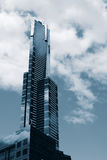 Eureka Tower Melbourne. Eureka tower in the heart of Melbourne Stock Image