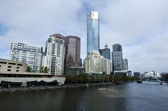 Eureka Tower - Melbourne Royalty Free Stock Images