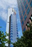The Eureka tower with a skydeck Royalty Free Stock Image