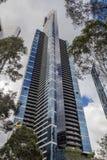 Eureka-Turm in Melbourne lizenzfreies stockfoto