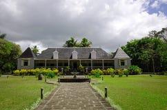 Eureka-Villa in Moka, Mauritius stockfoto