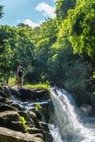 Eureka-waterval royalty-vrije stock fotografie