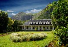 Eurekacolonial-Haus Lizenzfreies Stockfoto