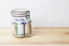 Euro économie Image stock