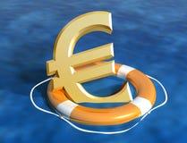 euro économie Photos stock