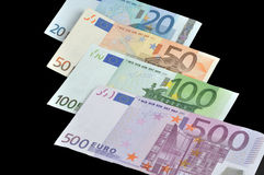 Euro #057 Stock Afbeelding