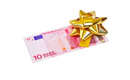 euro 10 Imágenes de archivo libres de regalías