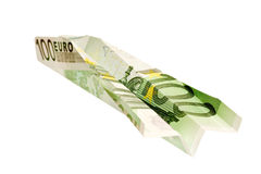 EURO 100 Foto de Stock