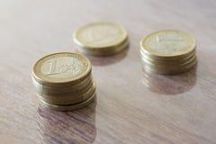euro Foto de Stock Royalty Free