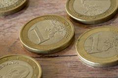 euro Zdjęcia Stock