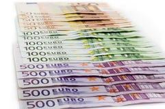 Euro Fotografie Stock