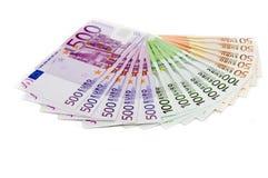 Euro Foto de Stock