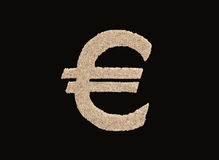 Euro stock illustratie