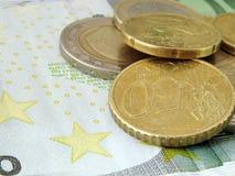 euro Arkivbild