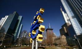 Euro- Imagem de Stock Royalty Free