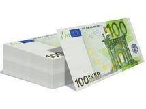 Euro ilustración del vector