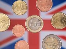 Euro- Imagens de Stock