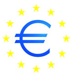 Euro_2 illustration libre de droits