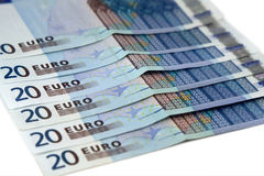 euro 20 Image stock