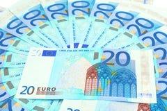 euro 20 Photo stock