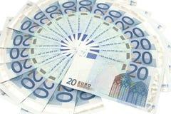 euro 20 Images libres de droits