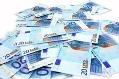 euro 20 Photographie stock libre de droits