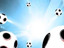 Euro 2008    ilustración del vector