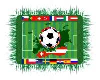 Euro 2008 Fotos de Stock