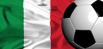 Euro 2008 - italy Royalty Free Stock Photography