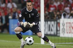 Euro 2008 - Suiza v. Turquía 6/11/08 Imagenes de archivo